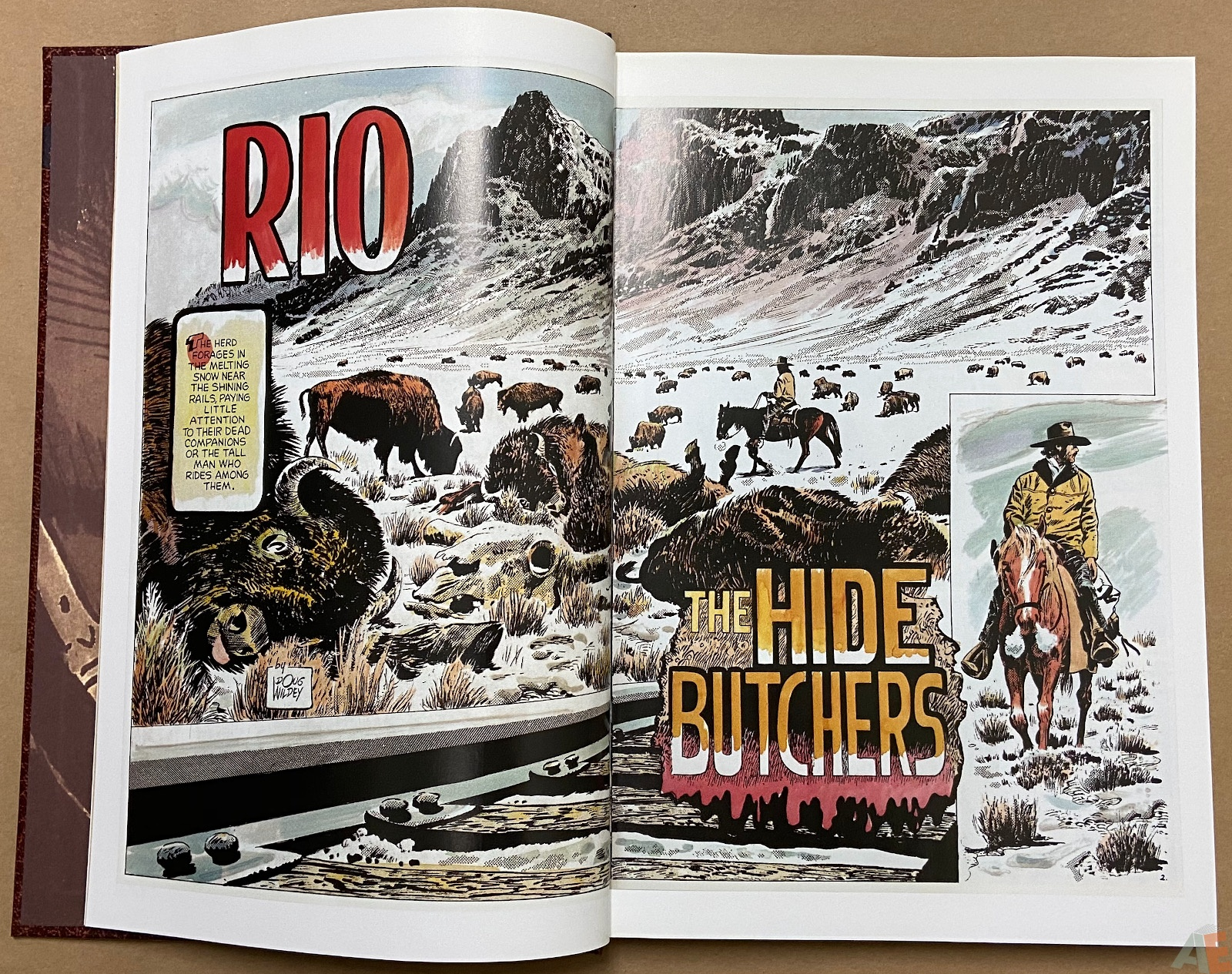 Doug Wildeys Rio The Complete Saga interior 3