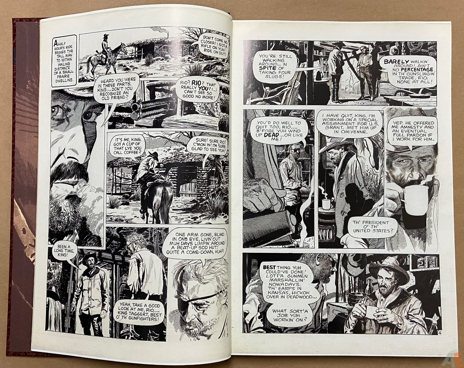 Doug Wildeys Rio The Complete Saga interior 4