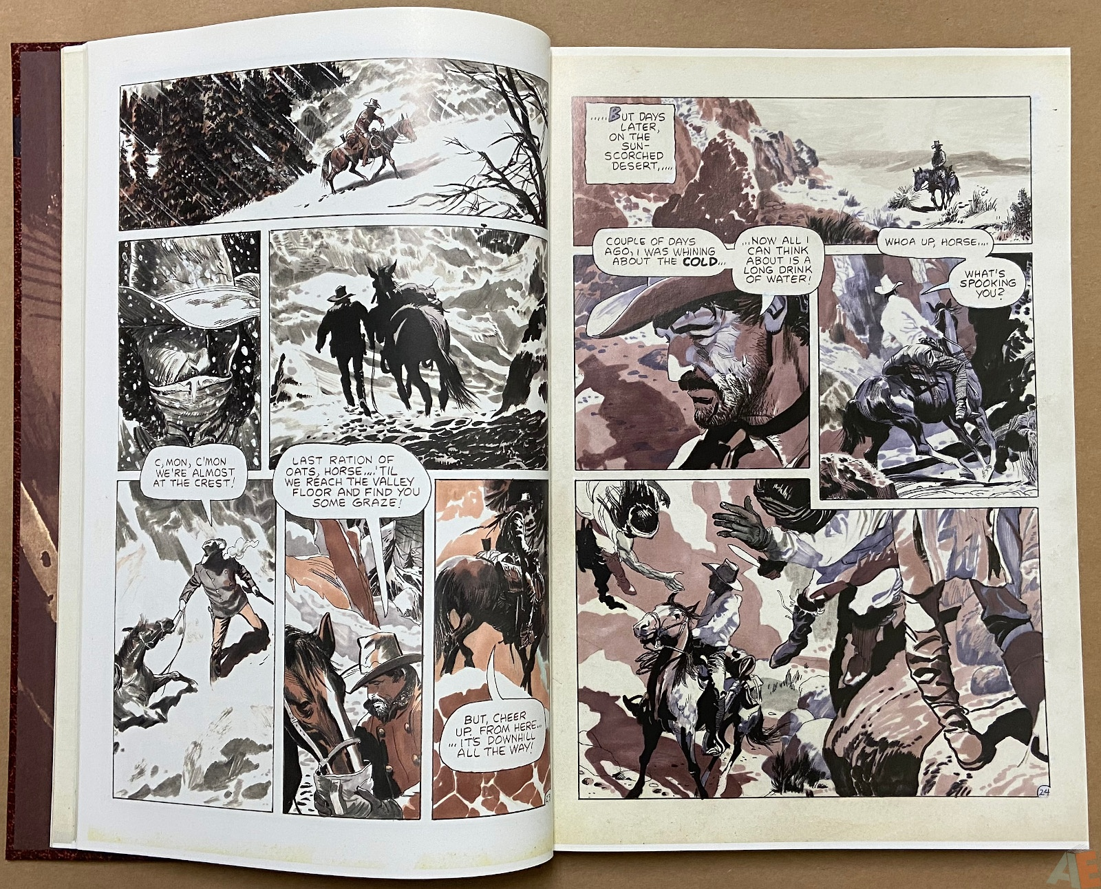 Doug Wildeys Rio The Complete Saga interior 5