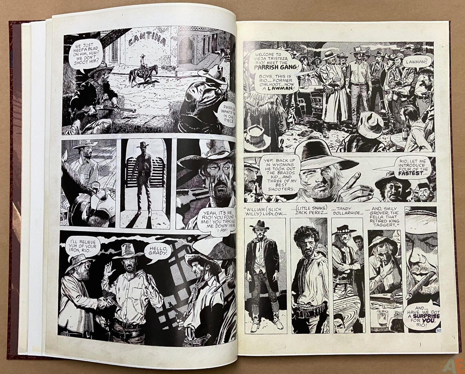 Doug Wildeys Rio The Complete Saga interior 6