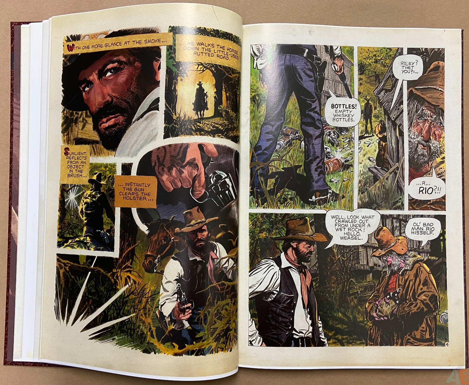 Doug Wildeys Rio The Complete Saga interior 7