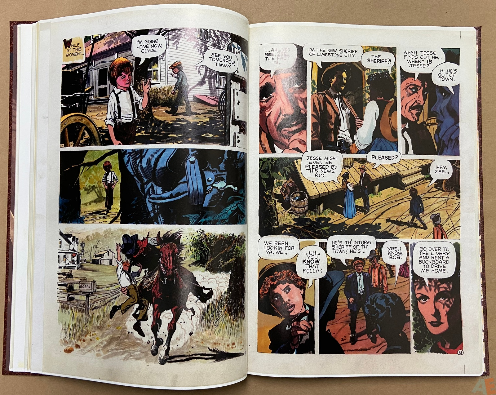 Doug Wildeys Rio The Complete Saga interior 8