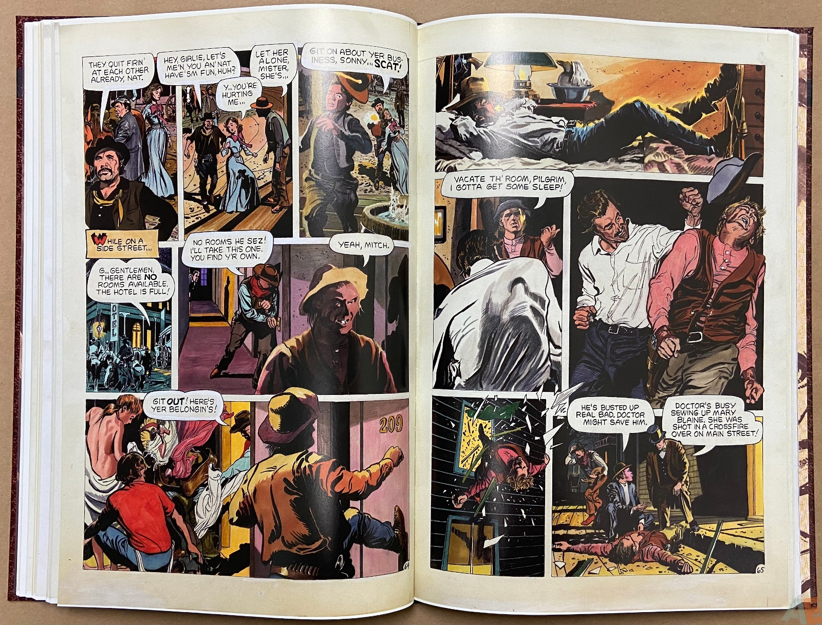 Doug Wildeys Rio The Complete Saga interior 9