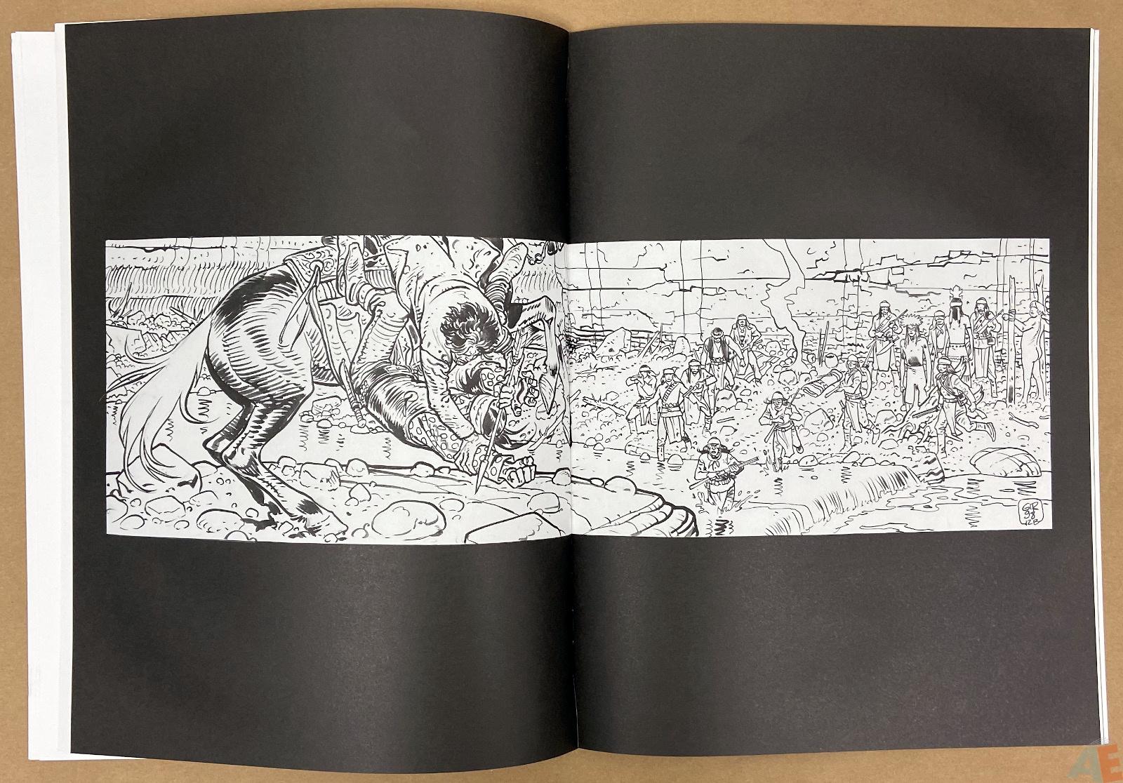 Geronimo L'Apache Édition Noir Et Blanc interior 5