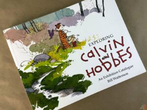 Exploring Calvin and Hobbes An Exhibition Catalogue interior 11