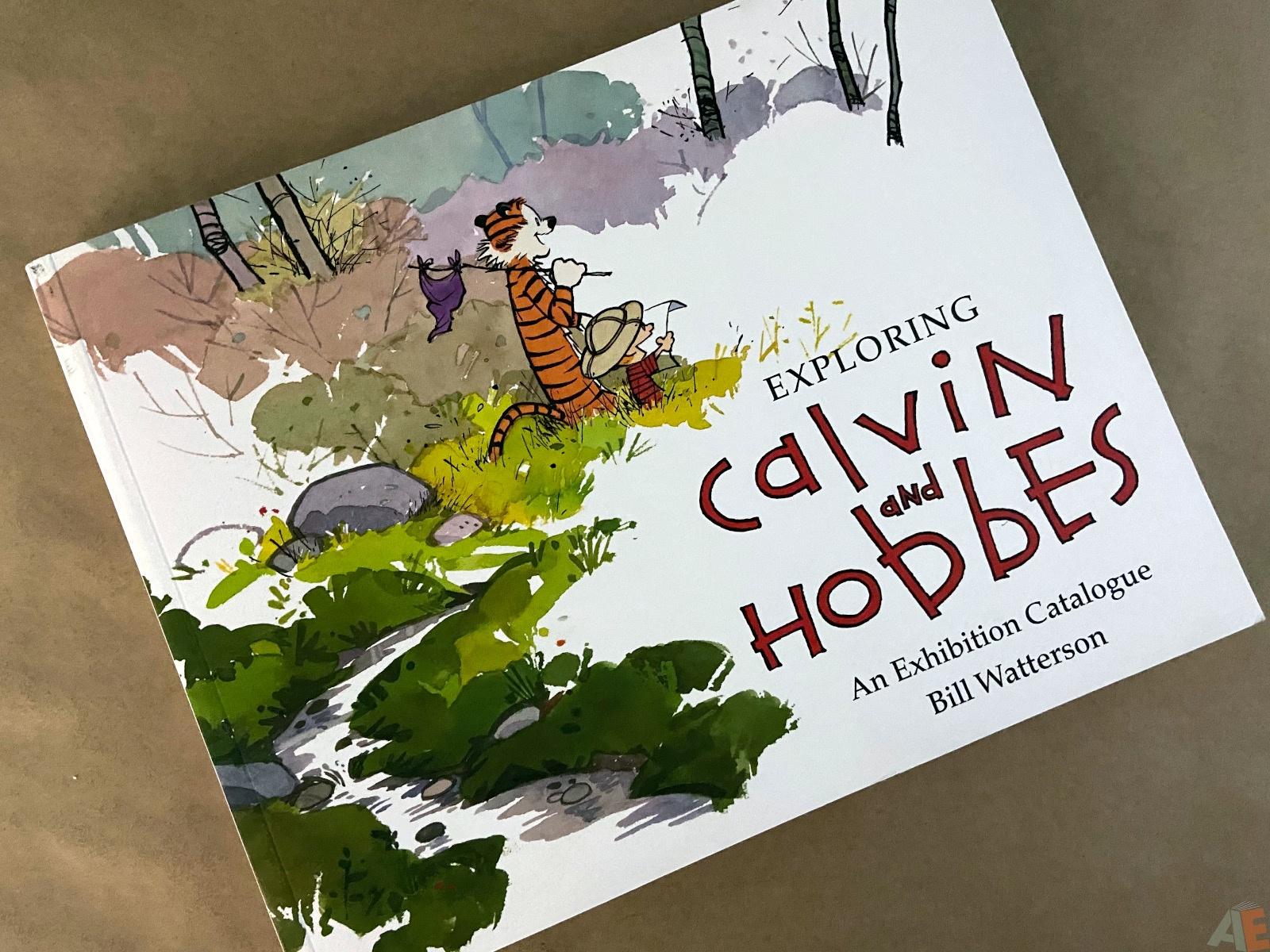 Exploring Calvin and Hobbes An Exhibition Catalogue interior 11