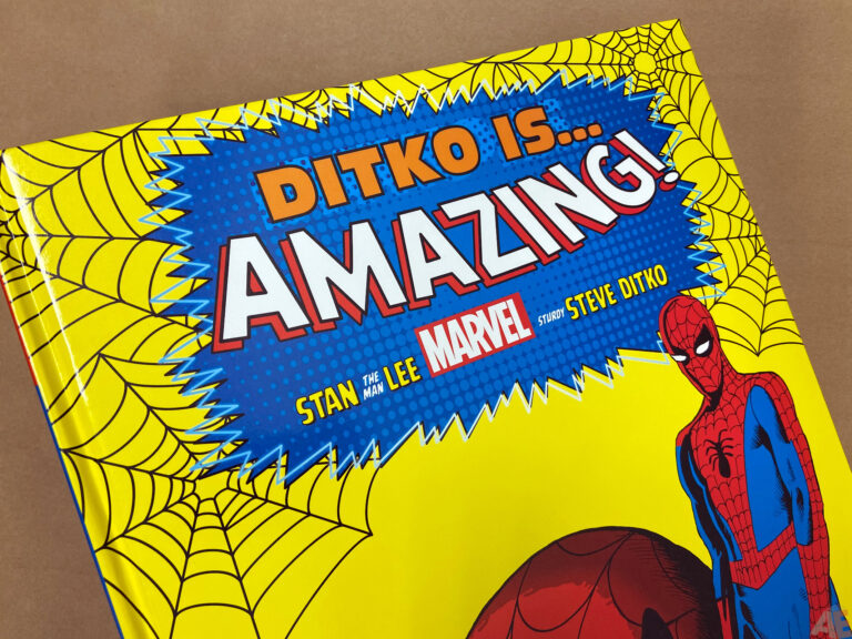 Ditko Is... Amazing King Size interior 9