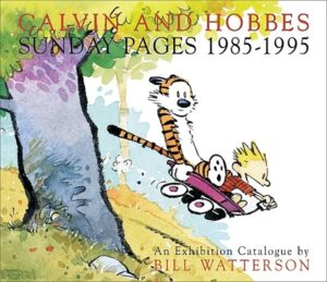 Calvin and Hobbes Sunday Pages 1985 1995 cover