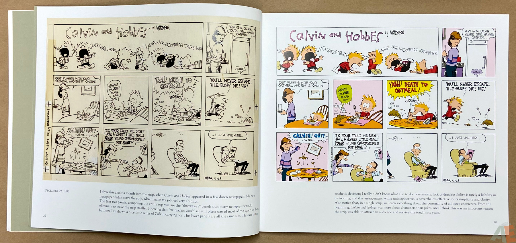 Calvin and Hobbes Sunday Pages 1985 1995 interior 2