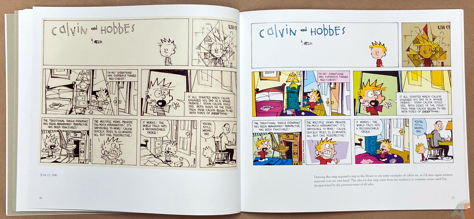 Calvin and Hobbes Sunday Pages 1985 1995 interior 6