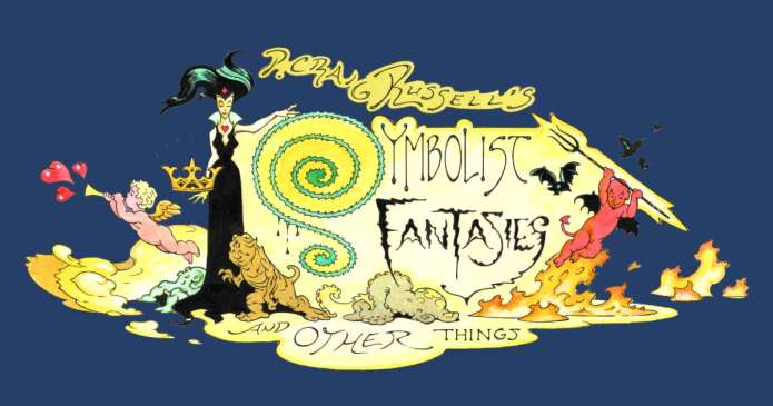 P. Craig Russells Symbolist Fantasies and Other Things logo