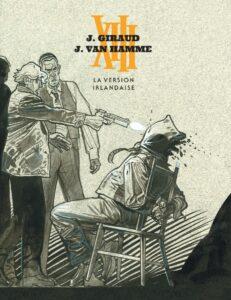 XIII La Version Irlandaise Noir Et Blanc cover