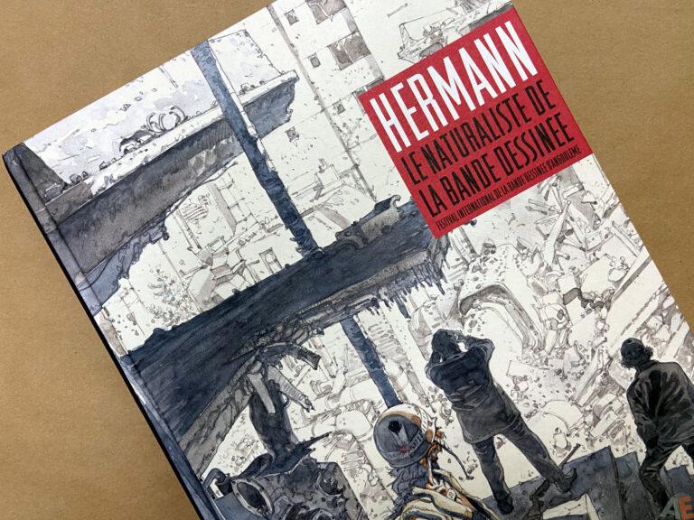 Hermann Le Naturaliste De La Bande Dessinee interior 14