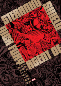 Steranko Nick Fury Agent of S.H.I.E.L.D. Artisan Edition cover
