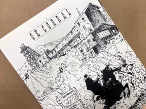OK Corral Edition Noir Et Blanc interior 9
