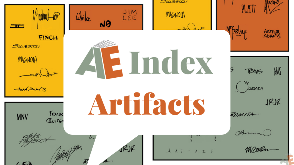 AE featured artifacts