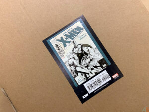 Jim Lees X Men Artists Edition interior 24
