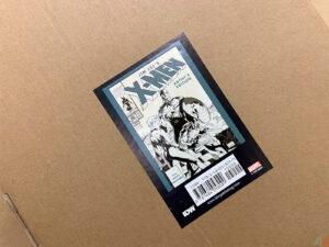 Jim Lees X Men Artists Edition interior 24