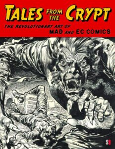 Tales From The Crypt Exhibition Catalog cover