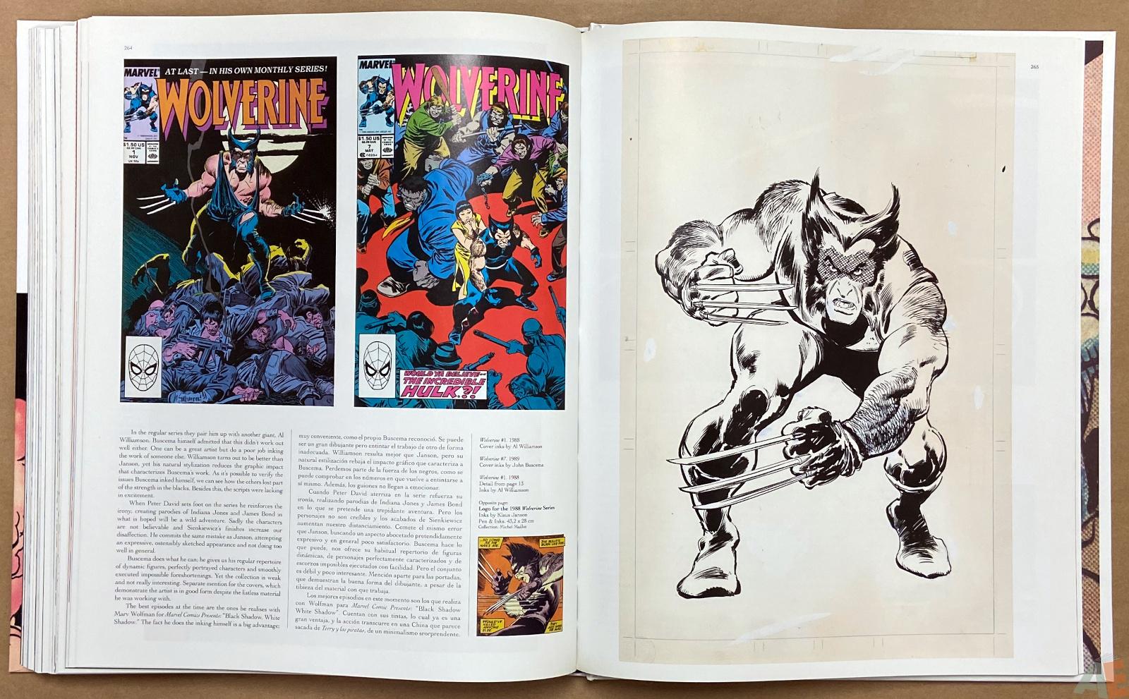 Big John Buscema Comics and Drawings interior 17