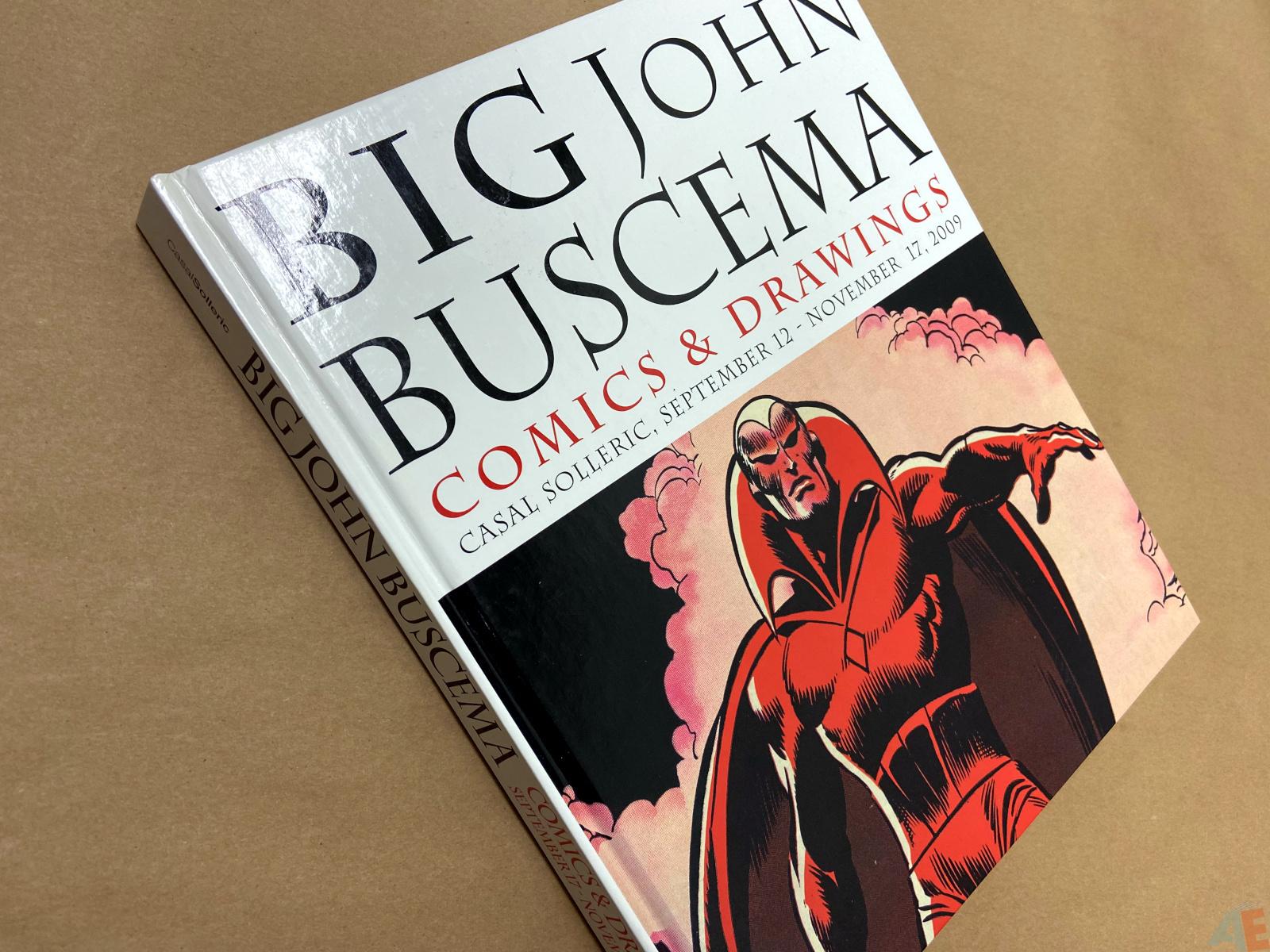 Big John Buscema Comics and Drawings interior 21