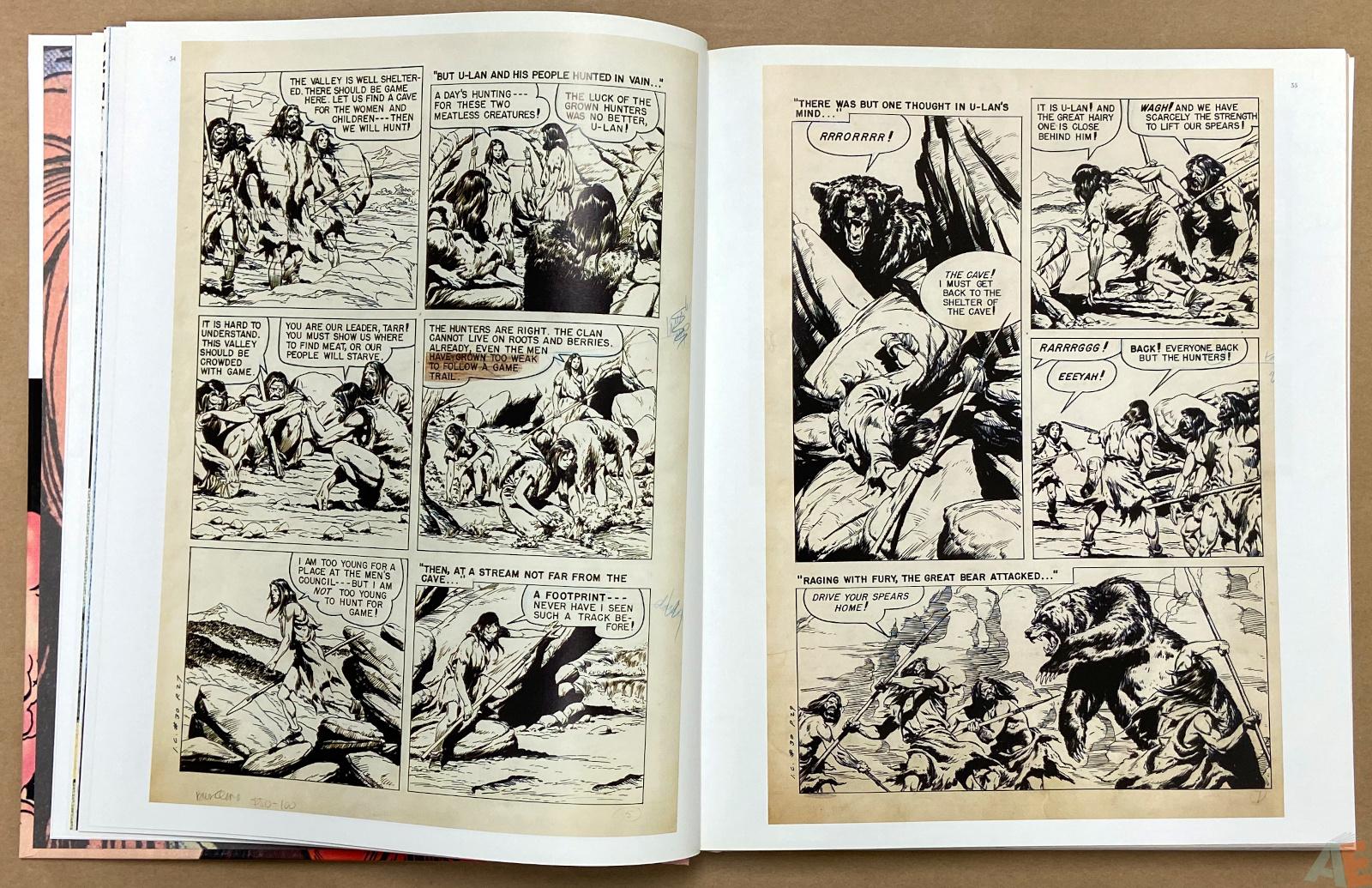 Big John Buscema Comics and Drawings interior 3