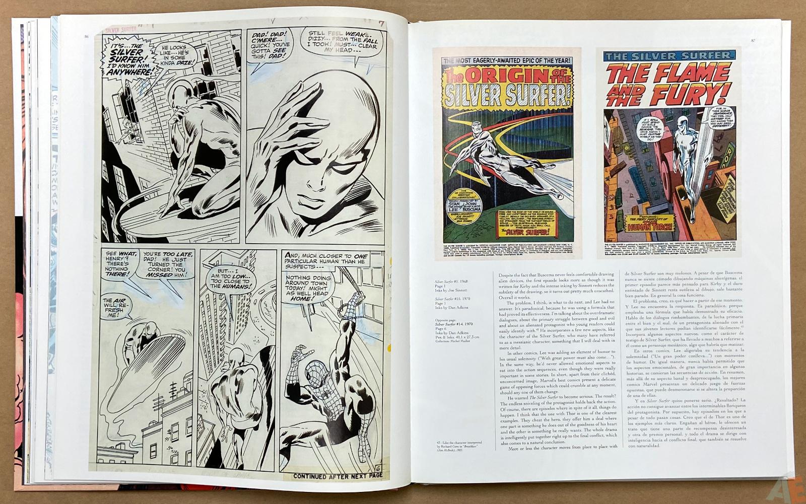 Big John Buscema Comics and Drawings interior 6