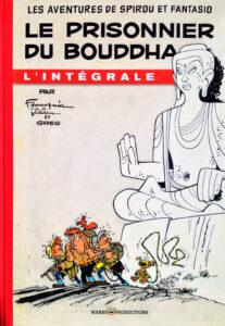Le Prisonnier Du Bouddha LIntegrale cover