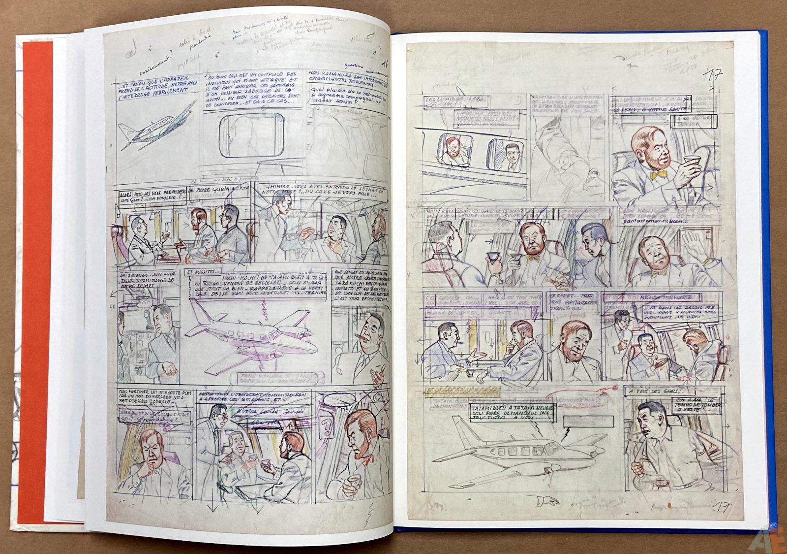 Les 3 Formules Du Professeur Sato Decoupage Original interior 4