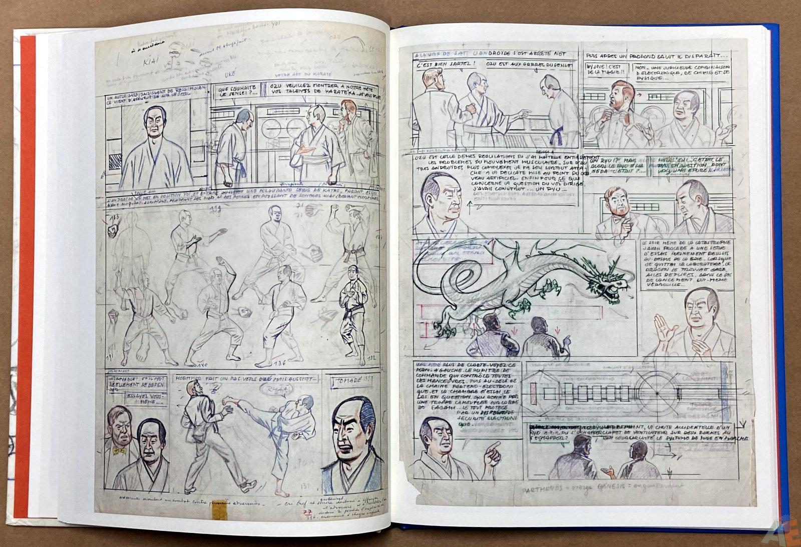Les 3 Formules Du Professeur Sato Decoupage Original interior 5