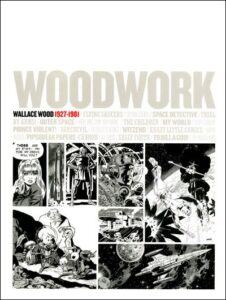 Woodwork Wallace Wood 1927 1981 cover