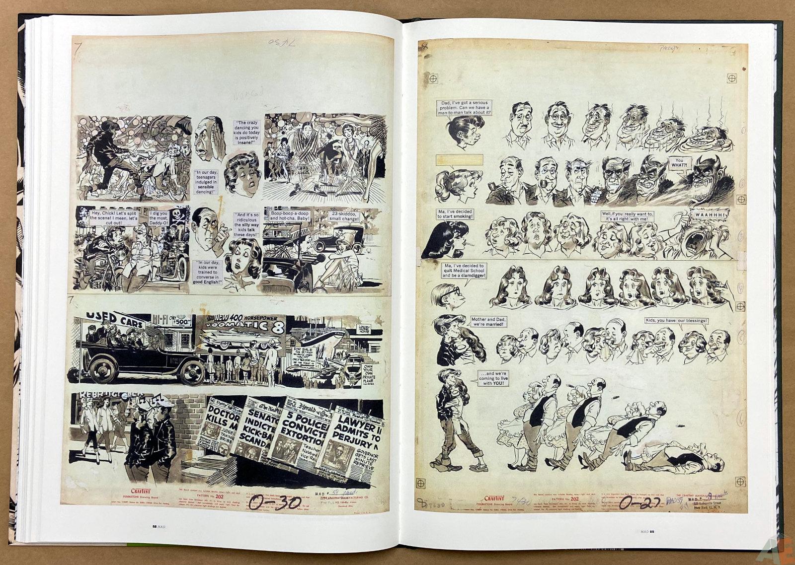 Les Mondes De Wallace Wood catalogue interior 10