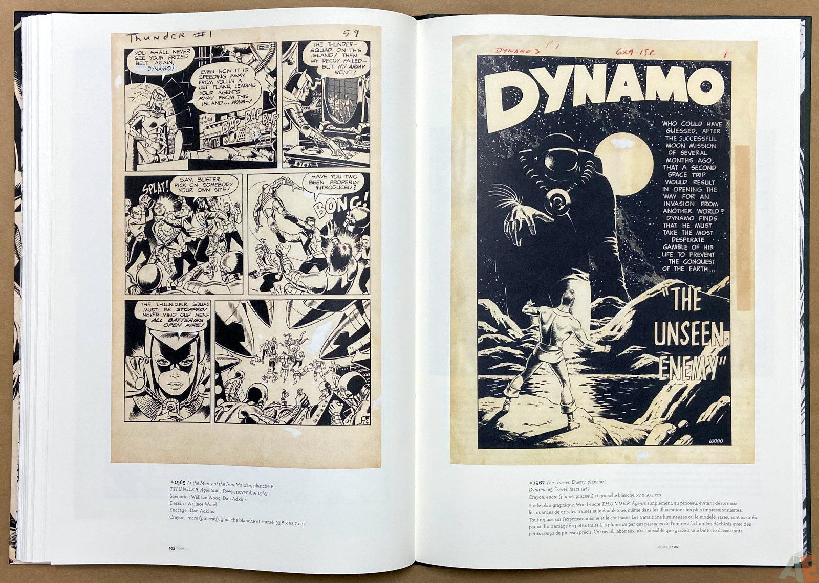 Les Mondes De Wallace Wood catalogue interior 13