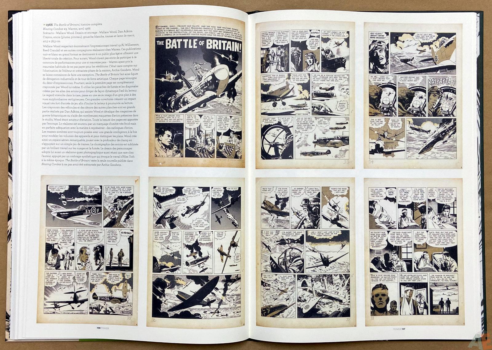 Les Mondes De Wallace Wood catalogue interior 14