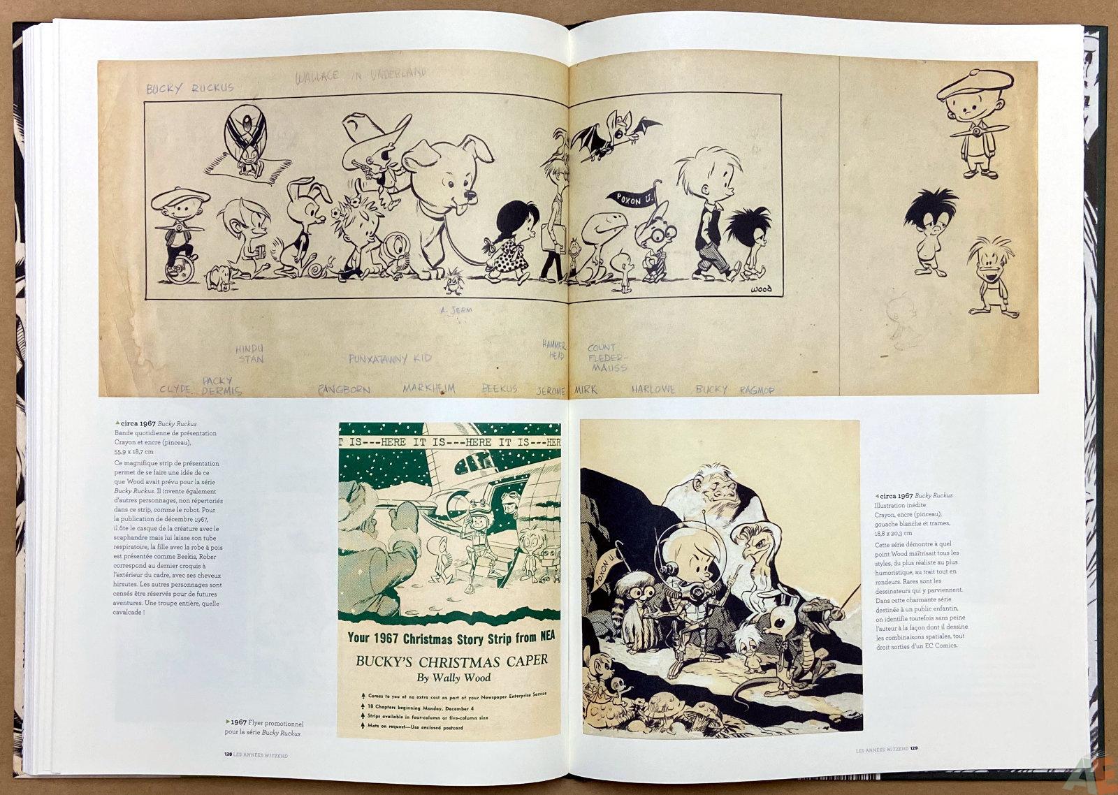 Les Mondes De Wallace Wood catalogue interior 16