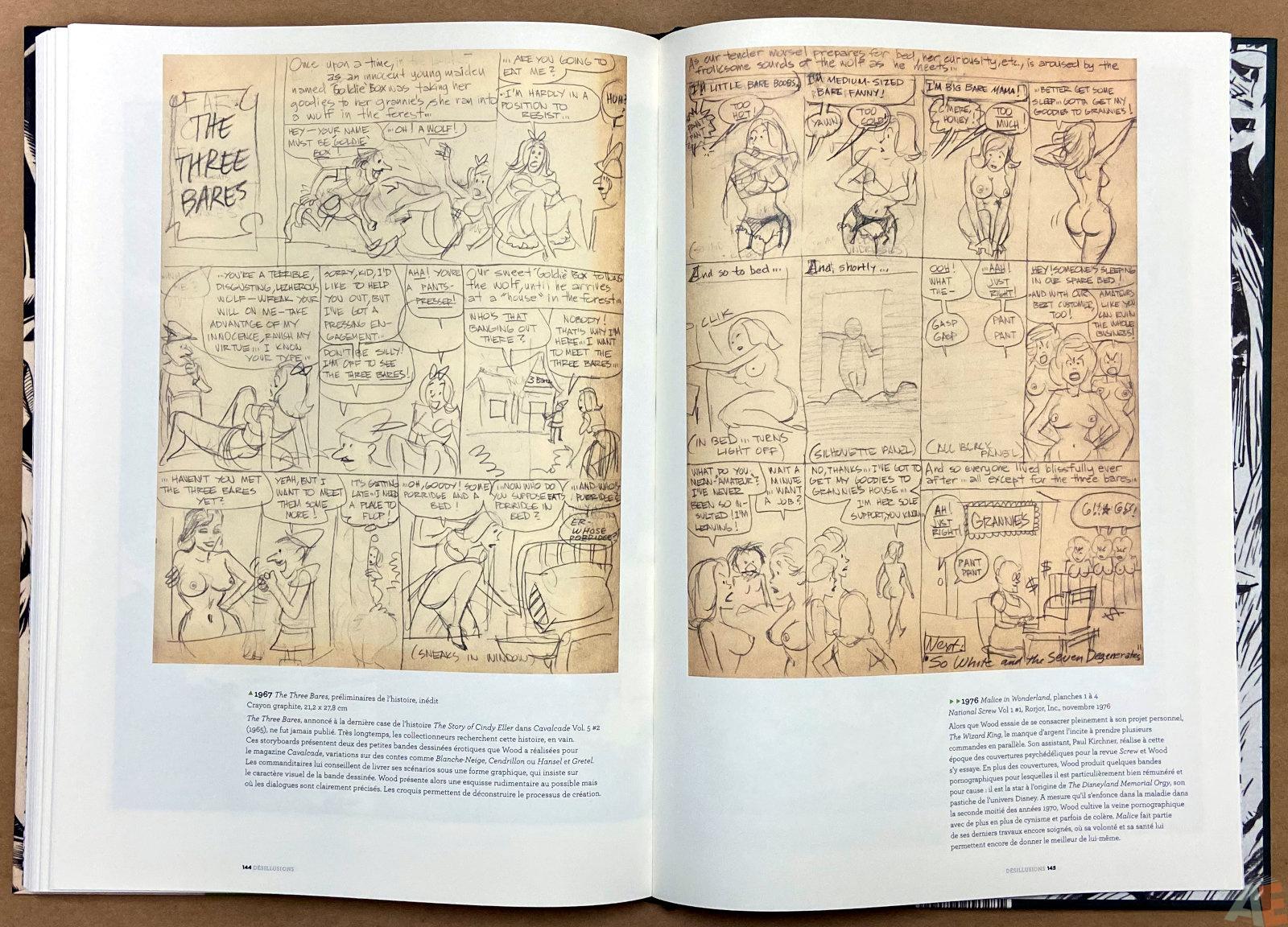 Les Mondes De Wallace Wood catalogue interior 17