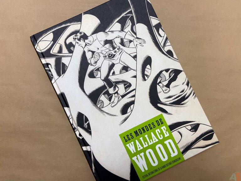 Les Mondes De Wallace Wood catalogue interior 21