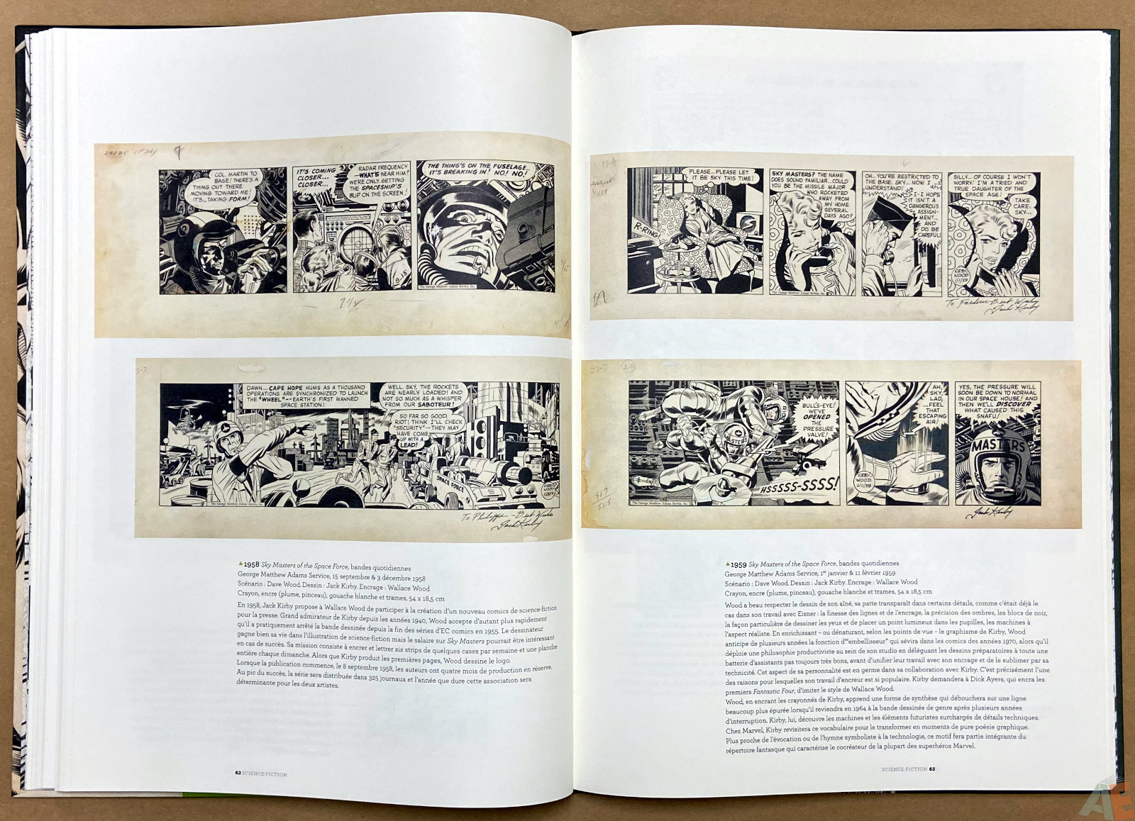 Les Mondes De Wallace Wood catalogue interior 6