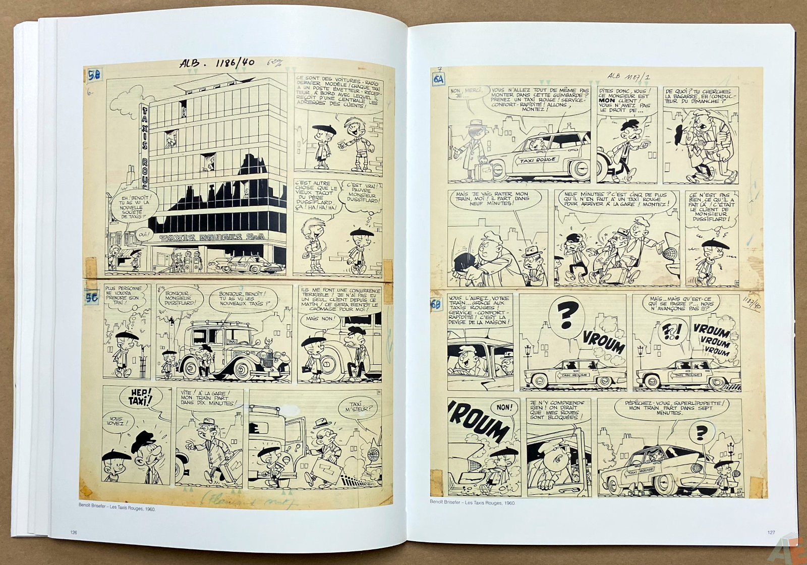 Pierre Culliford known as Peyo The Life and Work of a Marvellous Storyteller interior 11
