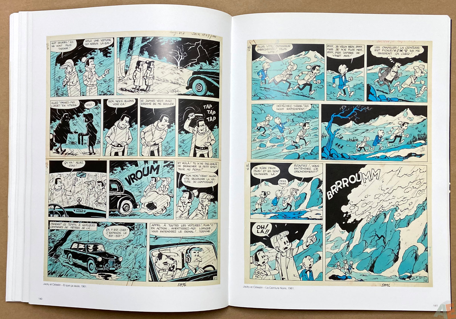 Pierre Culliford known as Peyo The Life and Work of a Marvellous Storyteller interior 12