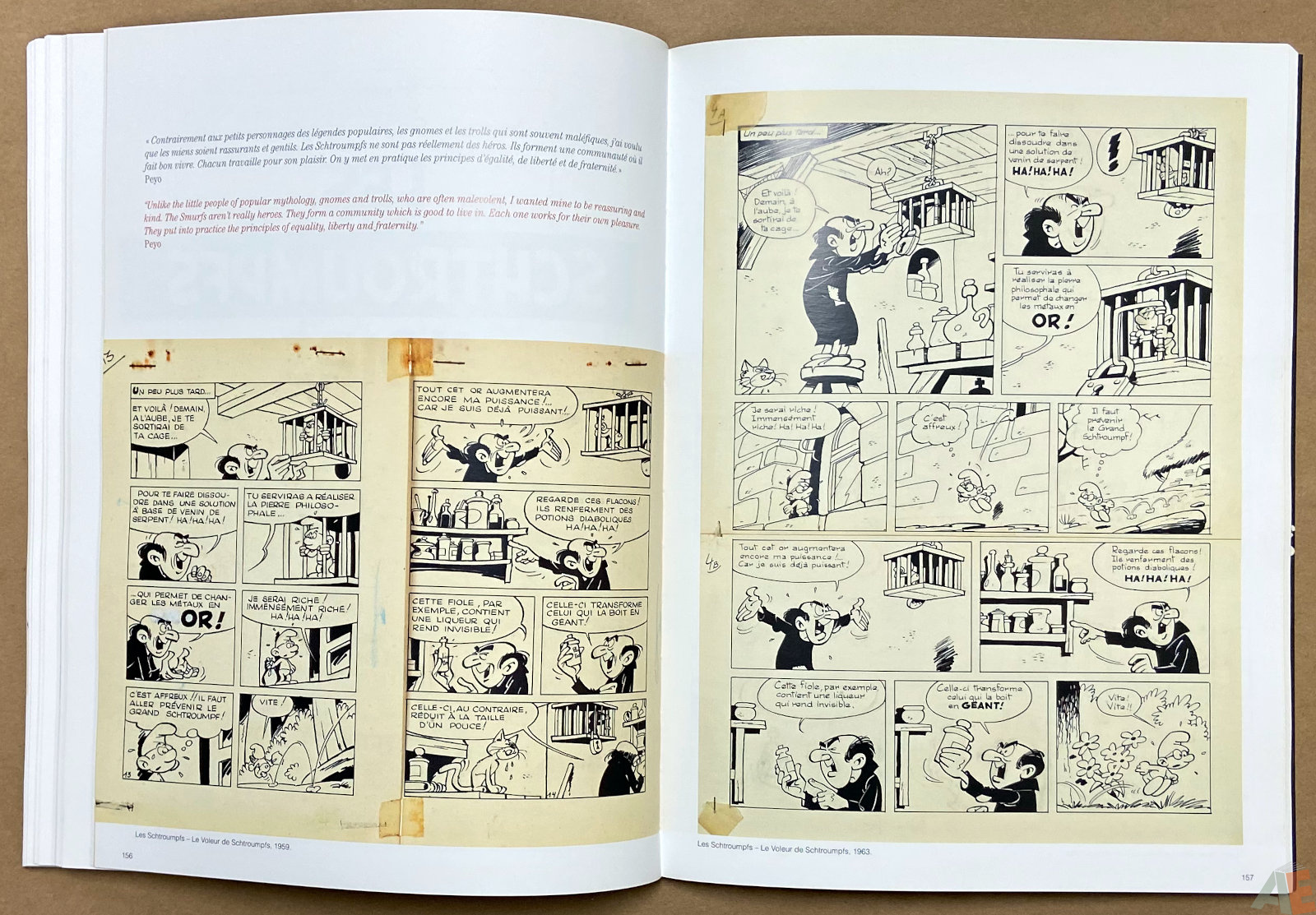 Pierre Culliford known as Peyo The Life and Work of a Marvellous Storyteller interior 13