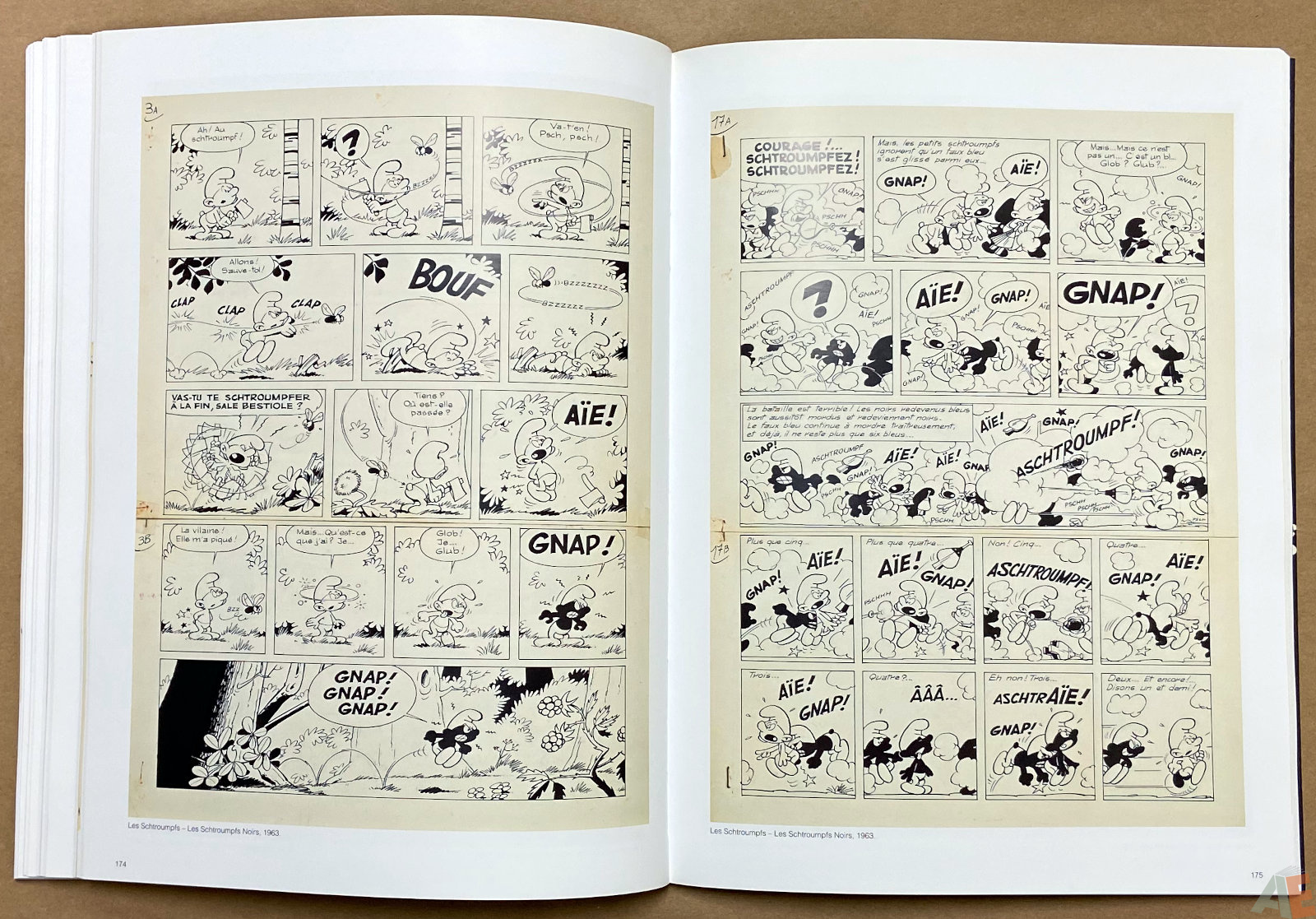 Pierre Culliford known as Peyo The Life and Work of a Marvellous Storyteller interior 14