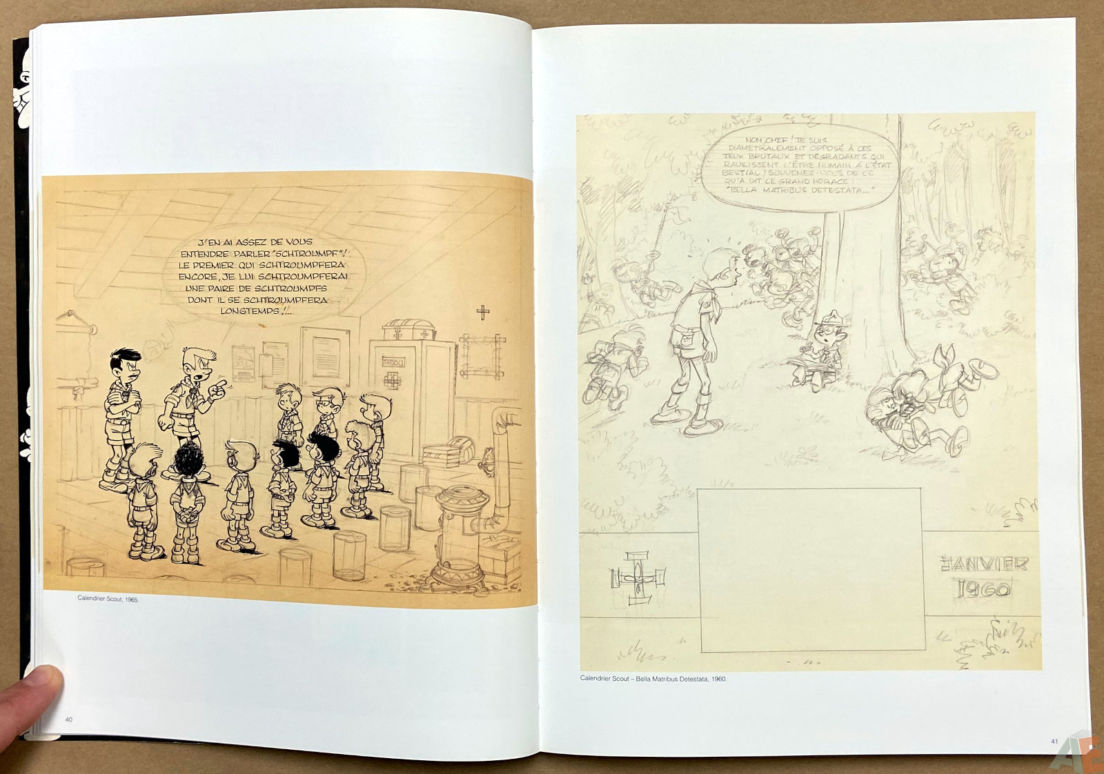Pierre Culliford known as Peyo The Life and Work of a Marvellous Storyteller interior 6