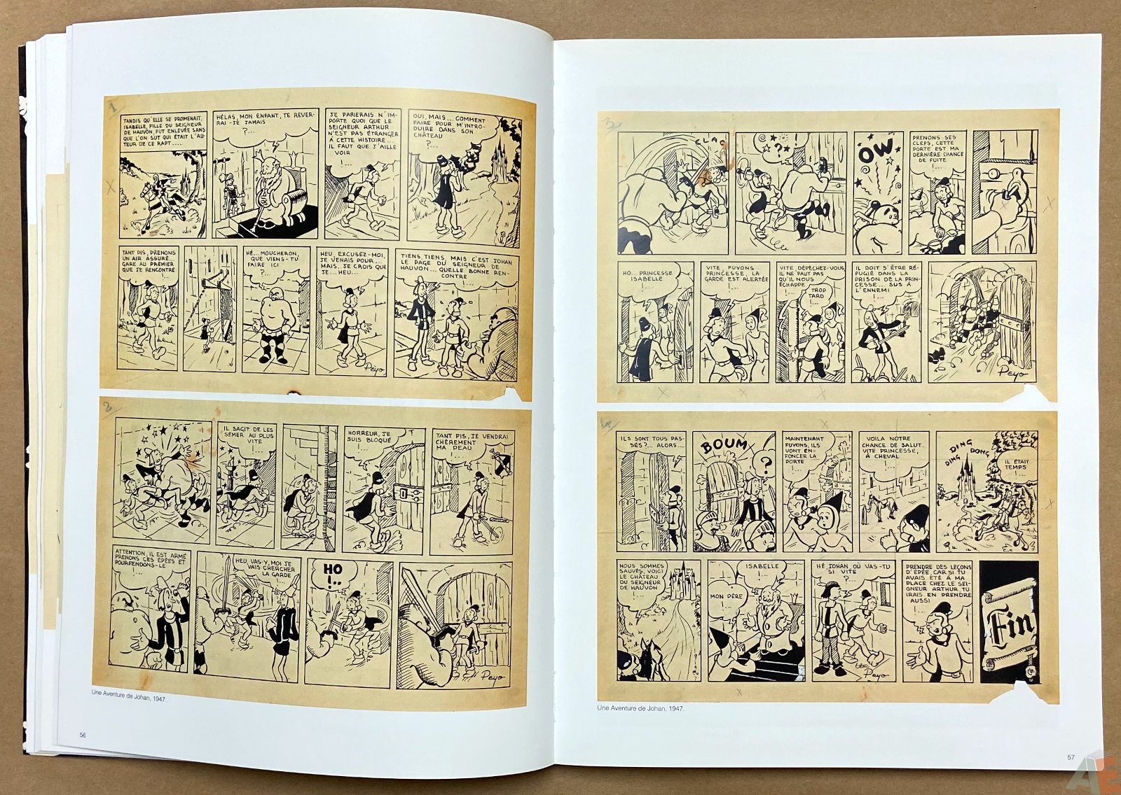 Pierre Culliford known as Peyo The Life and Work of a Marvellous Storyteller interior 7