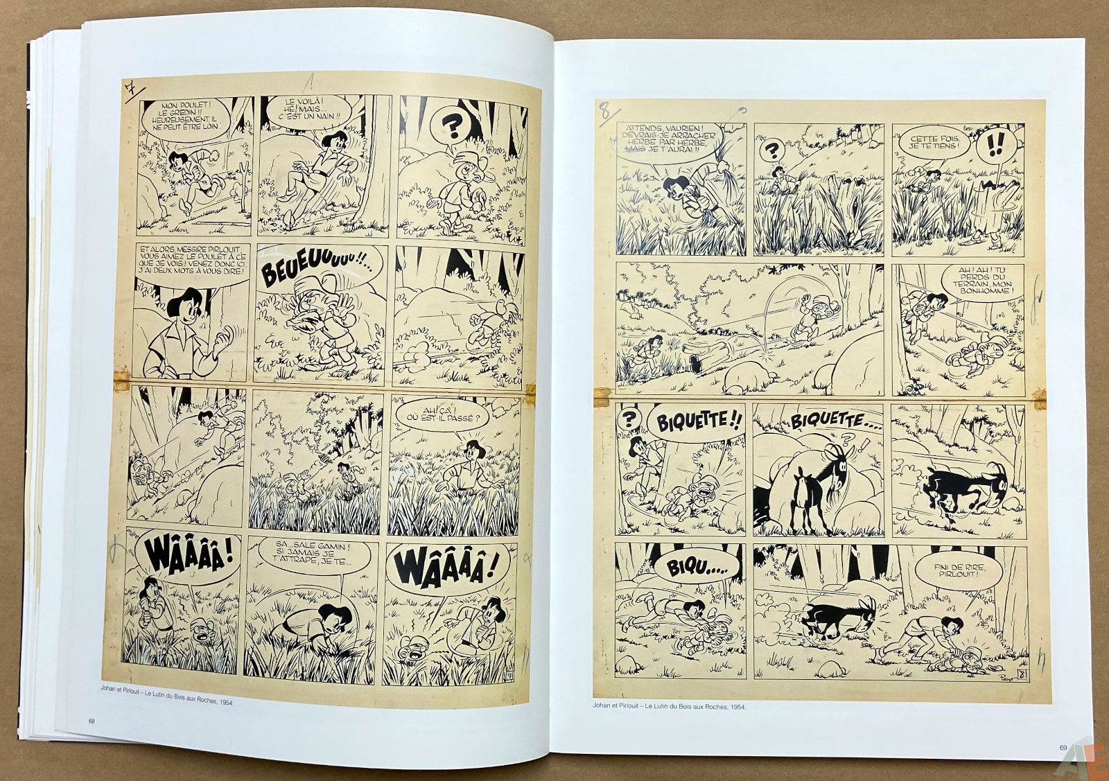 Pierre Culliford known as Peyo The Life and Work of a Marvellous Storyteller interior 8
