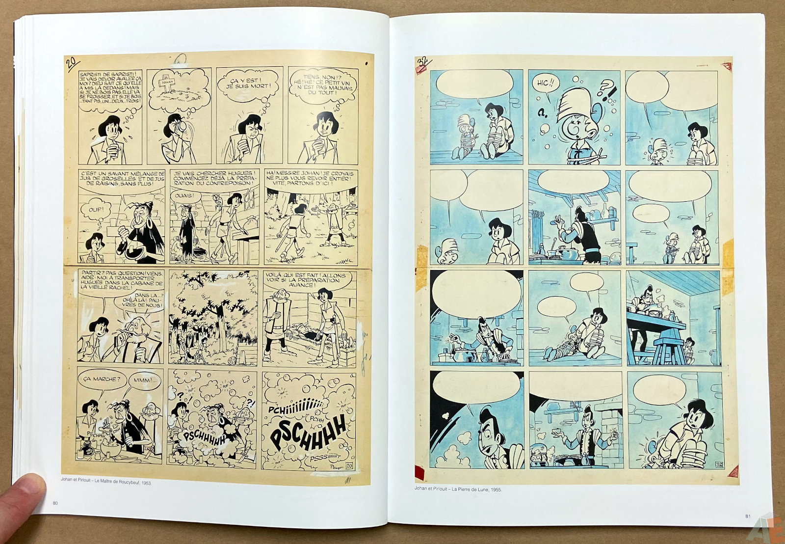 Pierre Culliford known as Peyo The Life and Work of a Marvellous Storyteller interior 9