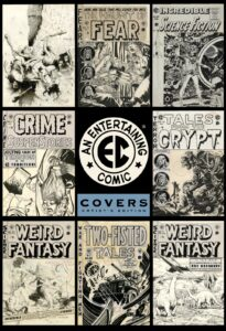 EC Covers Artist's Edition cover